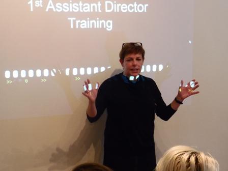 Mini filmska akademija: trening za asistenta režije