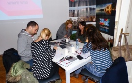 production coordinator, radionica, trening