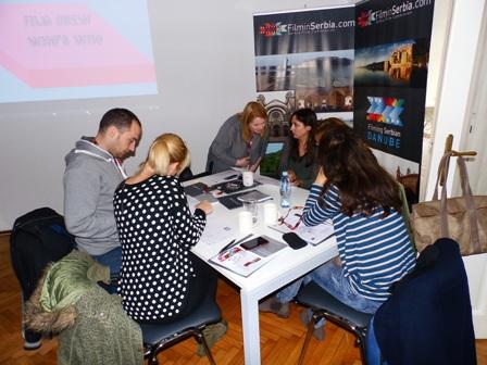 Mini flmska akademija: trening za koordinatora produkcije