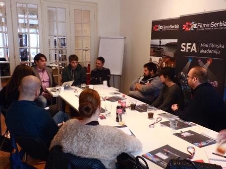 Mini filmska akademija: Radionica za scenariste