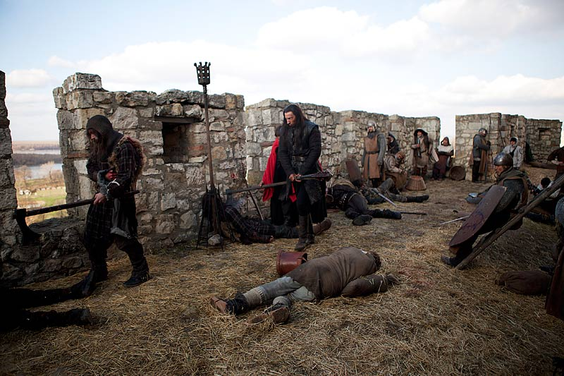 Medival action sequel Ironclad goes red in Serbia