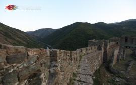Maglič castle