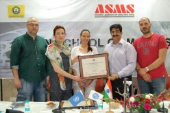 Serbian Film Delegation visiting India