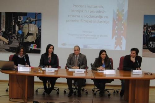 Završena procena kulturnih, istorijskih i prirodnih resursa u Podunavlju za potrebe filmske industrije
