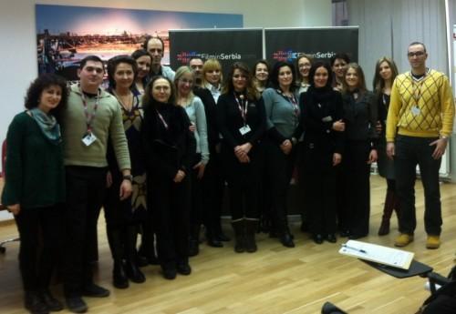 Održana uvodna radionica Film Friendly Serbia za predstavnike gradova i opština u Podunavlju