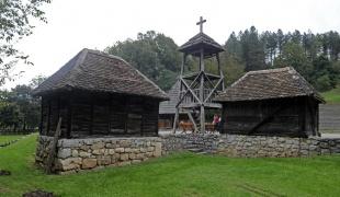 Tršić Village