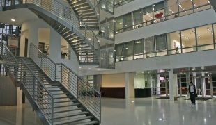 Atrium business center