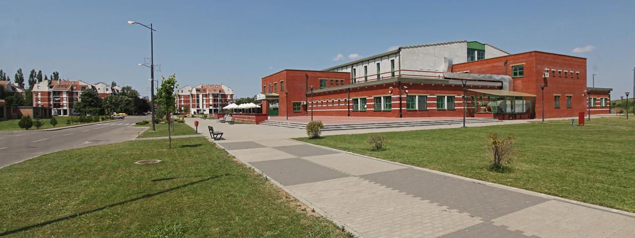 Beočin Sports center