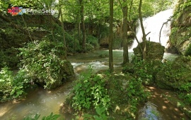 Blederija Waterfall