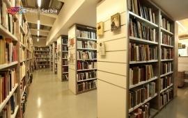 Branko Miljković Library