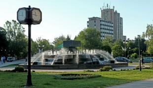 Center of Negotin Town