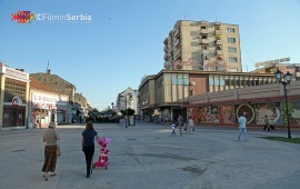 Center of Negotin Town