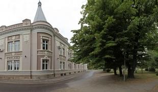 Center of Veliko Gradiste