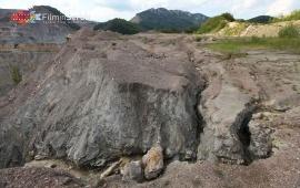 Copper Open Pit Mine