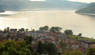 Danube near Donji Milanovac