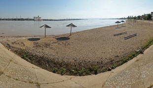Danube Quay in Kladovo