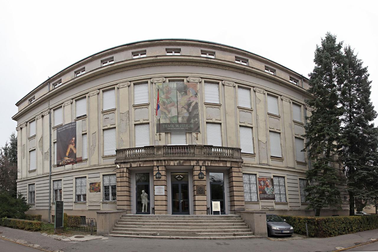 Gallery Matica Srpska