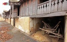 Golubinci German house