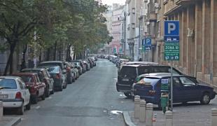 Hilandarska street