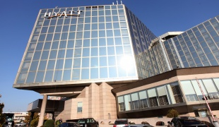 Hyatt Regency Hotel