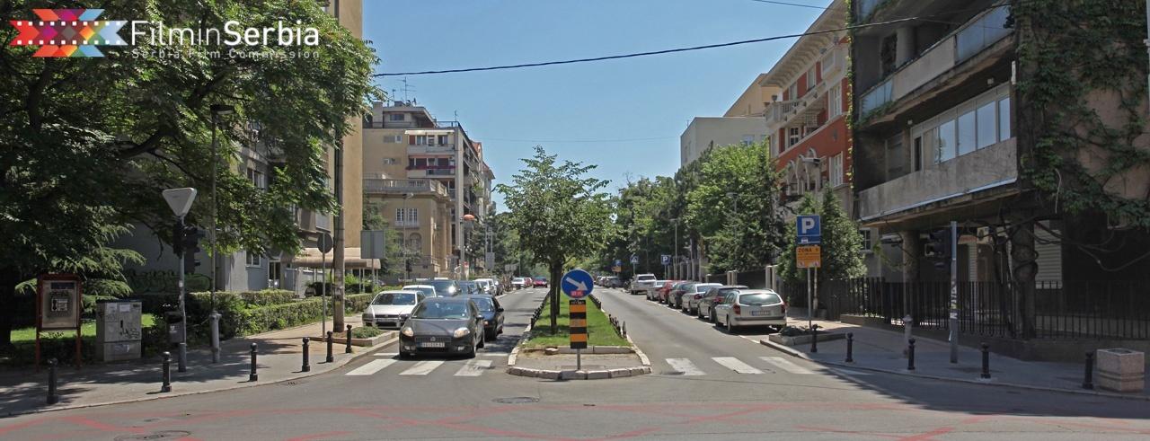Krunska Street Film In Serbia