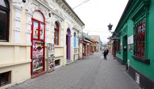 Laza Telečki Street