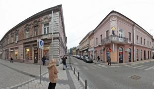Zlatna Greda Street