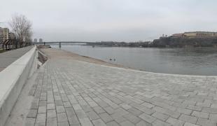 The Danube Pier