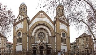 Sinagoga in Novi Sad