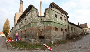 Old Brewery in Pančevo