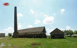 Old Brick Factory in Plavna Village