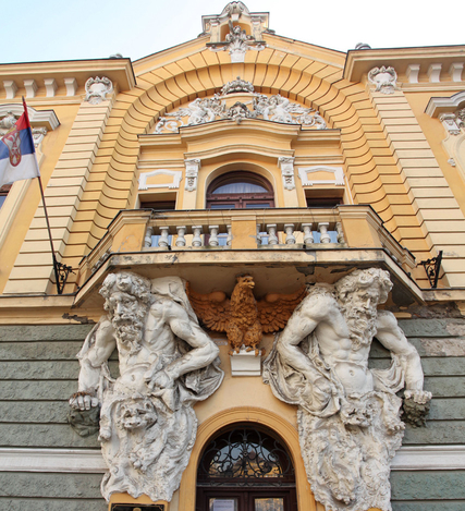 Library in Subotica
