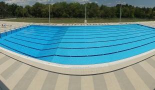 Swimming pool in Borkovac