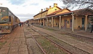 Sombor Railway Station