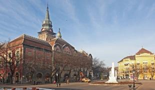 Trg republike Subotica