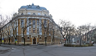 The Grammar School in Subotica
