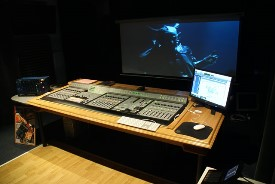 sound and music postproduction