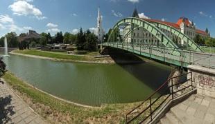Bridge on the Begej