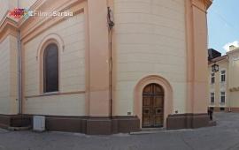 Center of Zrenjanin