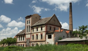 Old Beer Factory in Zrenjanin