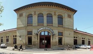 Vrsac Railway Station