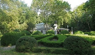 The Town Park in Vršac