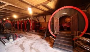The Cellar of Vršac Vineyards