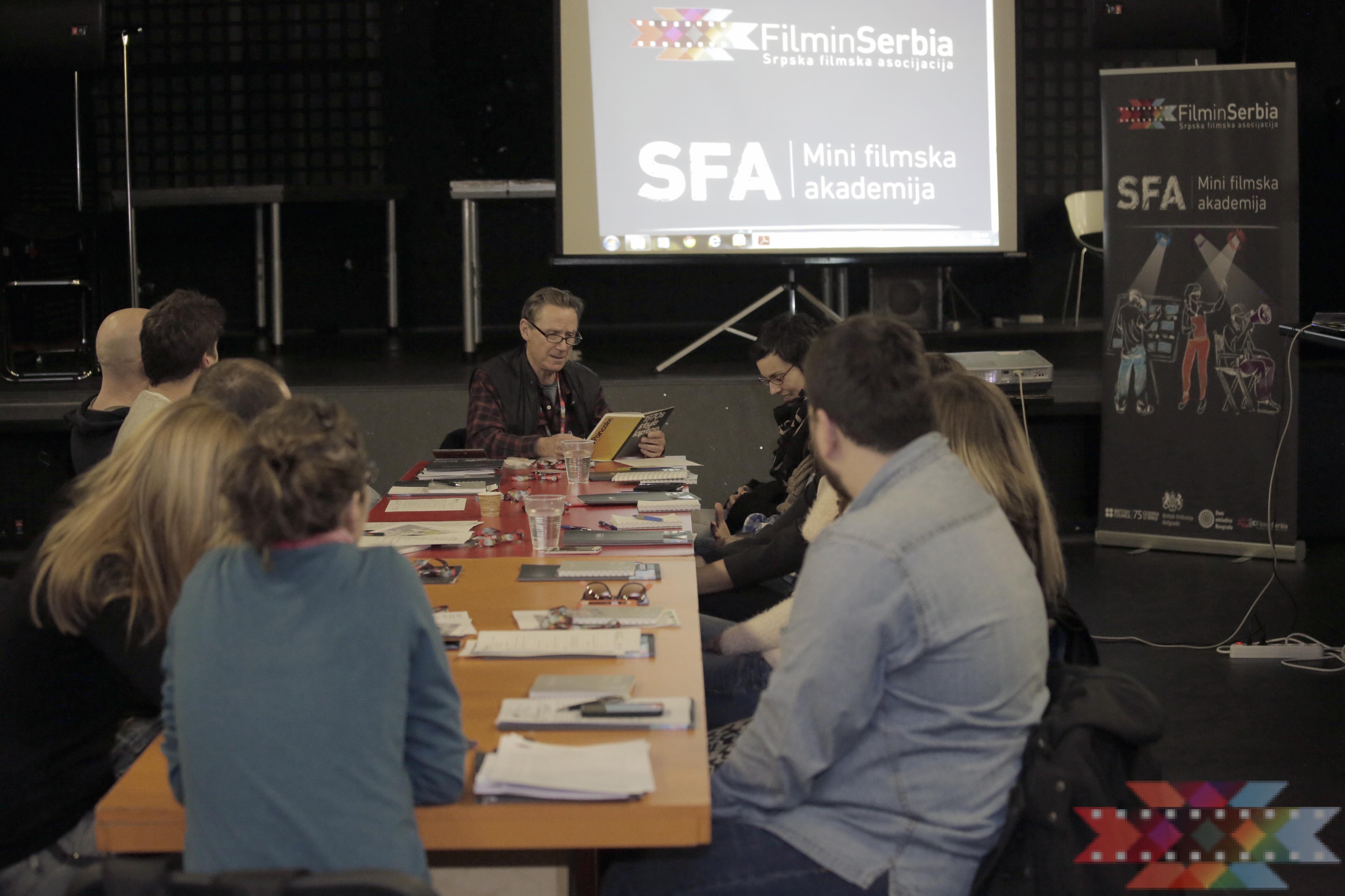 workshop and two master classes within the film festival workshop and two master classes within the film festival film chips