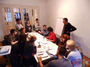 storyboard workshop luxmedia