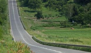 Roads near Sremski Karlovci