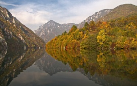 Drina Canyon