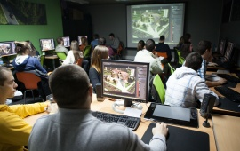 Intensive Houdini Course in Belgrade