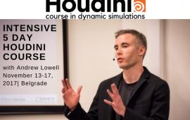 Houdini Course Belgrade