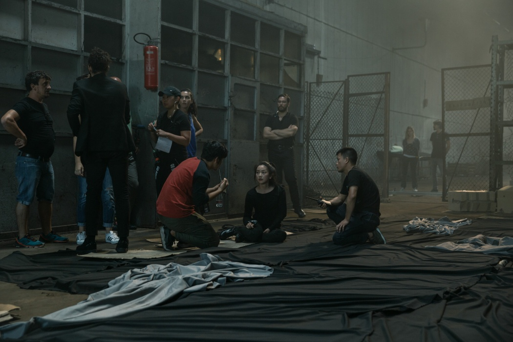 Belgrade Escape-First Chinese Film shooting in Serbia